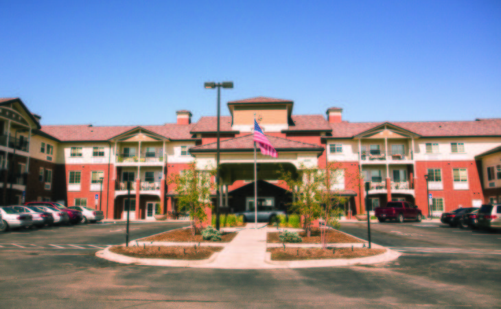 photo of Lincoln Meadows Senior Living