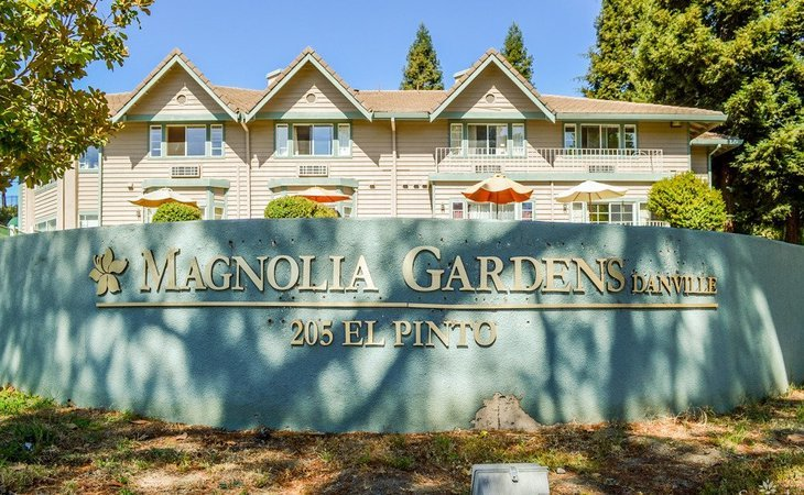 Photos Of Magnolia Garden At Danville