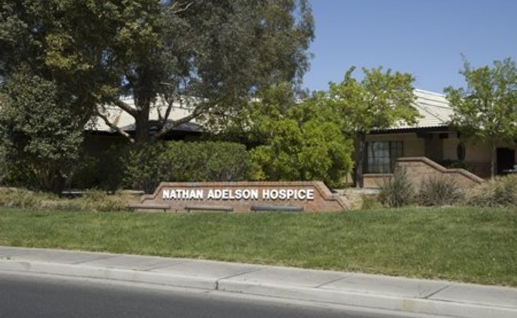 photo of Nathan Adelson Hospice