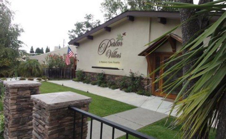 Palm Villas Of Redwood City