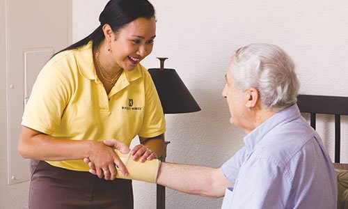 Wesley Homes Home Health