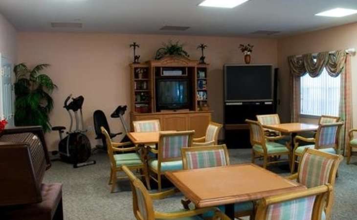 Bently Adult Care Facility Naples Florida 92