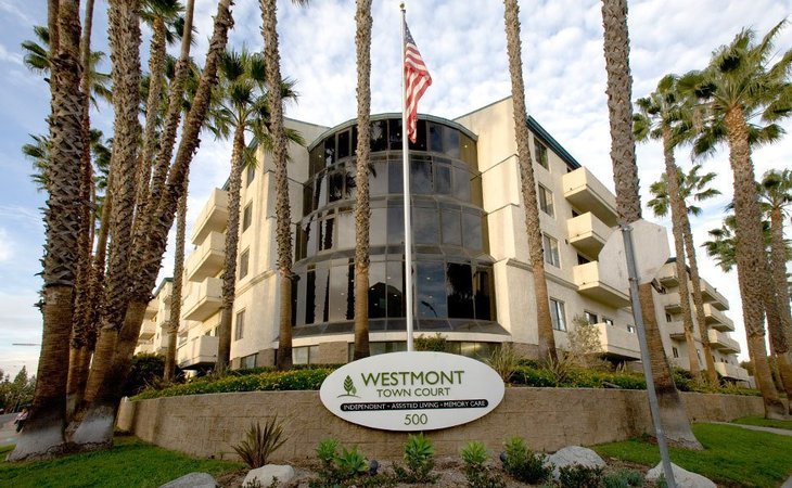 photo of Westmont Town Court