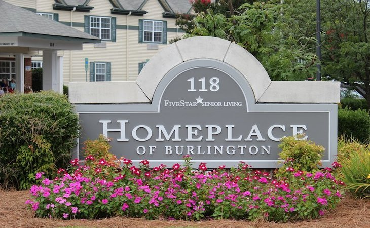 Homeplace Of Burlington Greensboro Assisted Living