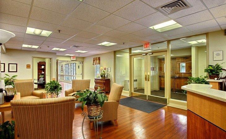 photo of Greenwood Healthcare Center