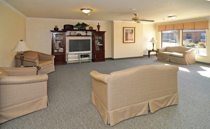 photo of Ridgmar Medical Lodge