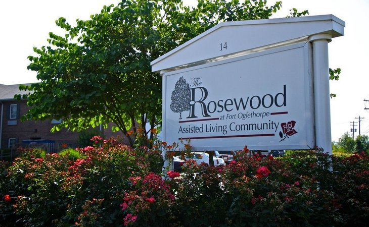 The Rosewood At Fort Oglethorpe 3350 Mo Starting Cost
