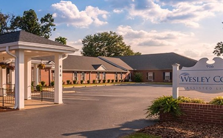 photo of Wesley Court Assisted Living