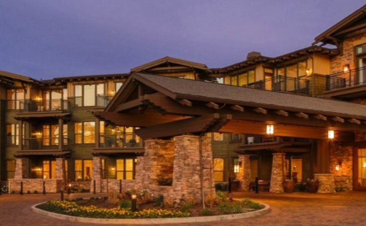 Fountaingrove Lodge Assisted Living 3395 Mo Starting Cost
