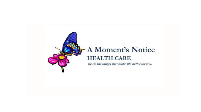 A Moment's Notice Health Care