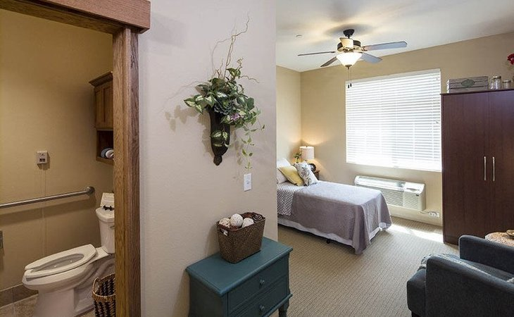 photo of Oxford Glen Memory Care at Owasso