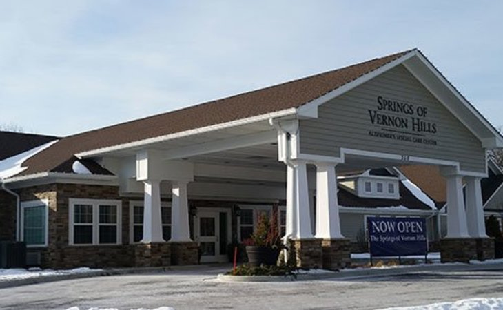 photo of The Springs of Vernon Hills Alzheimer's Special Care Center