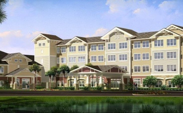 The Sheridan At Windermere. Provides: Assisted Living Design Ideas