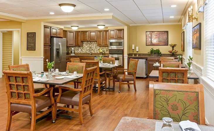 The Village at Brookfield Common Assisted Living 8 Photos