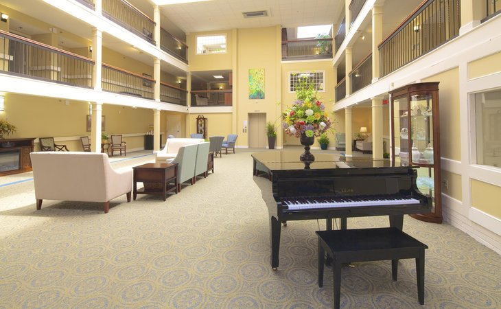 photo of Commonwealth Senior Living at Leigh Hall