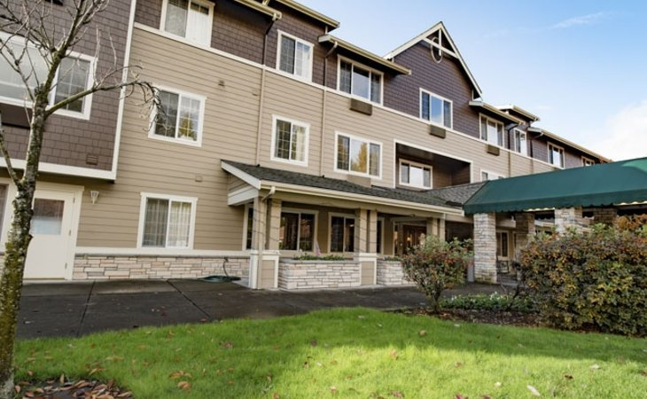 photo of Brookdale Courtyard Puyallup