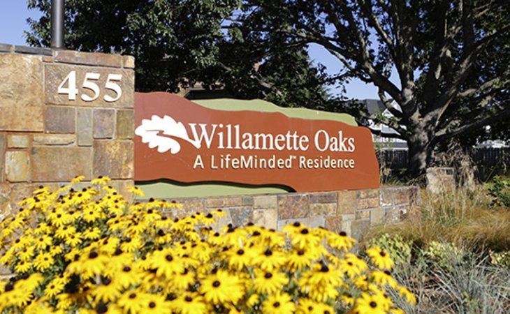 photo of Willamette Oaks