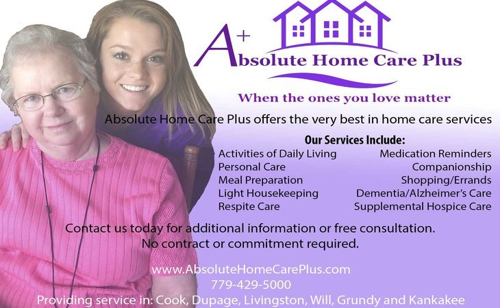 photo of Absolute Home Care Plus of Illinois