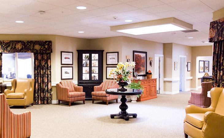 photo of Barrington Place Alzheimer's Special Care Center