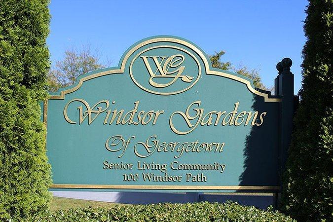 Windsor Gardens Senior Living 3275Mo Starting Cost