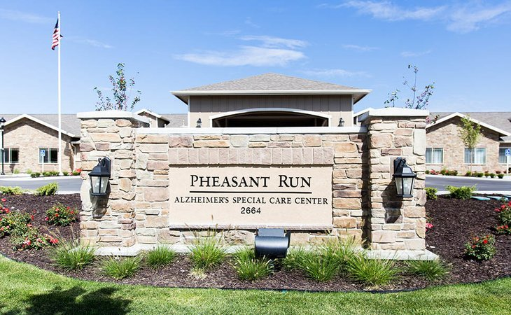 photo of Pheasant Run Alzheimer's Special Care Center
