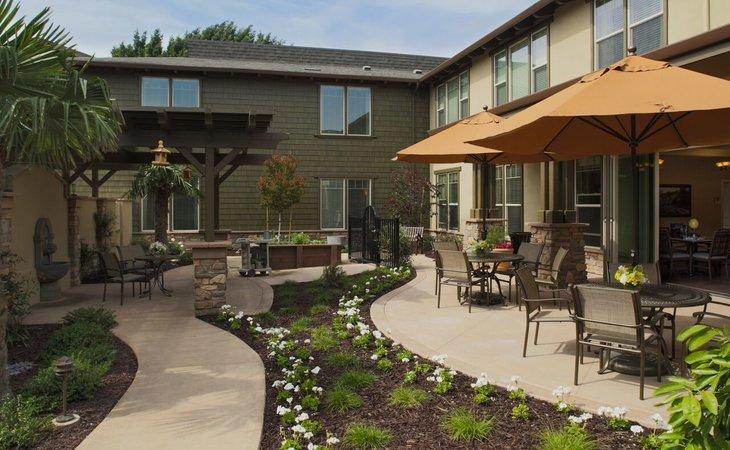 Oakmont Of Fresno 5605 N. Gates Ave., Fresno, CA 93722