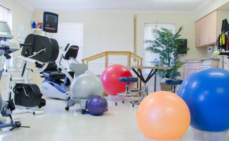 photo of Iva Rehabilitation and Healthcare Center