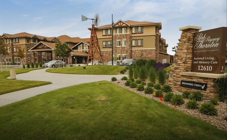 photo of Park Regency Assisted Living and Memory Care, Thornton