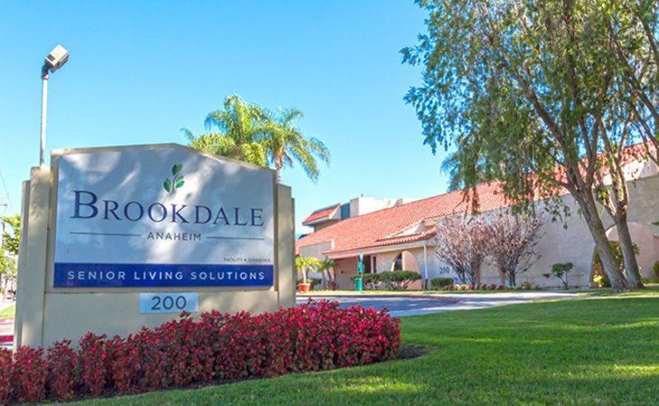 photo of Brookdale Anaheim