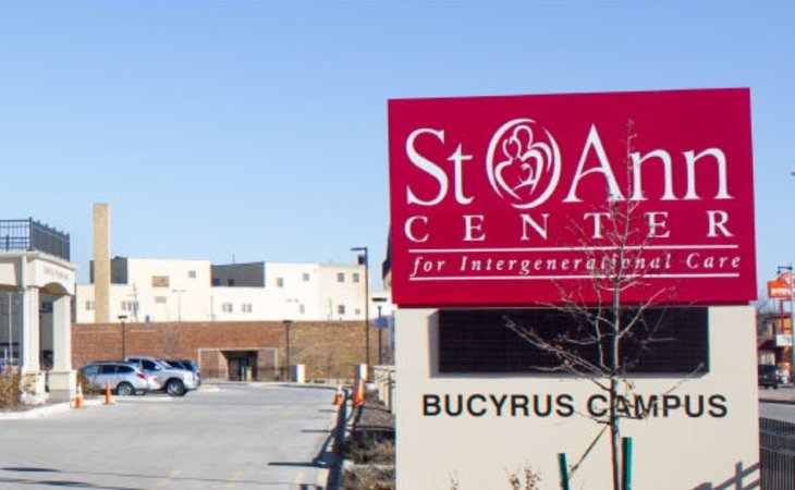 photo of St. Ann Center for Intergenerational Care