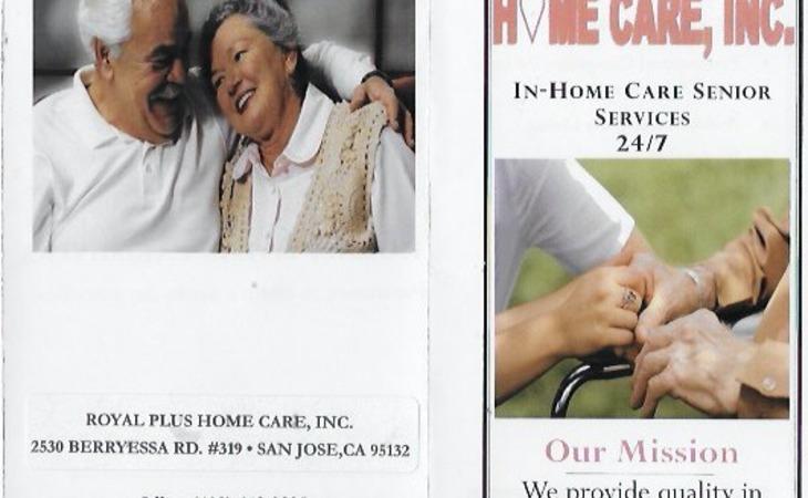 photo of ROYAL PLUS HOME CARE, INC