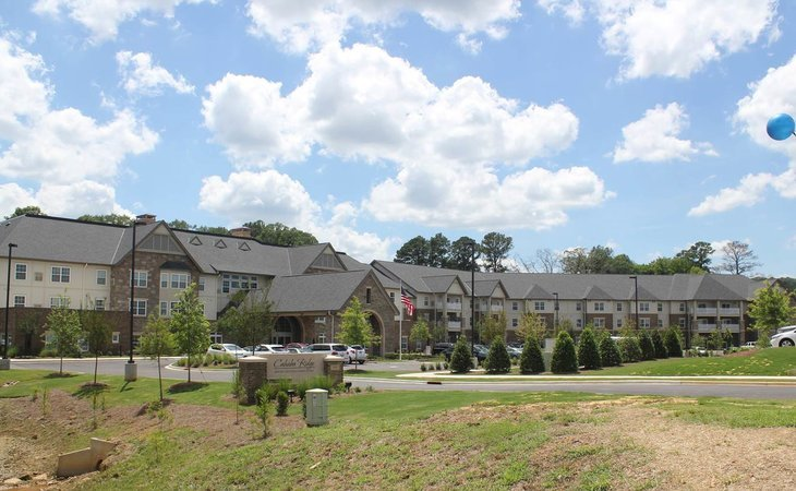 photo of Cahaba Ridge Retirement Community