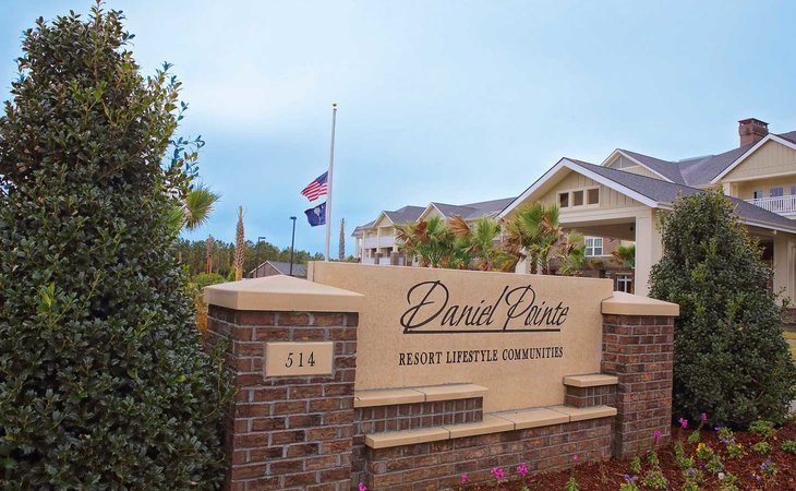 photo of Daniel Pointe Retirement Community
