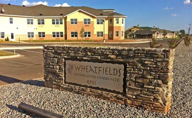 photo of Wheatfields Senior Living Community