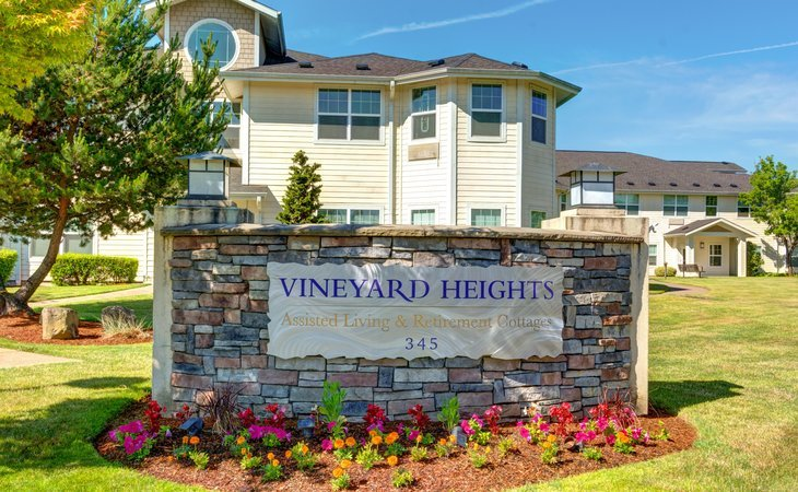 photo of Vineyard Heights Assisted Living