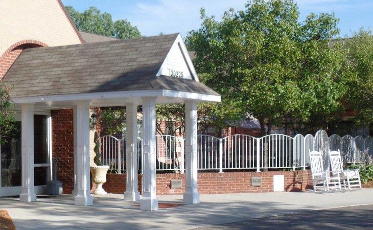 photo of The Haworth Center at Baptist Manor