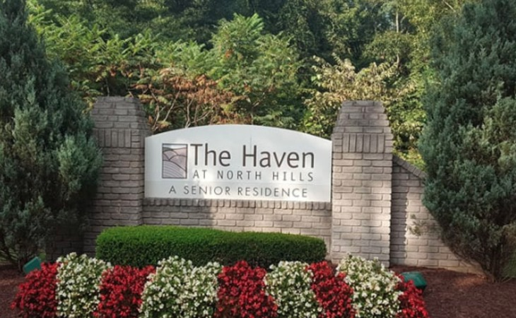 photo of The Haven at North Hills