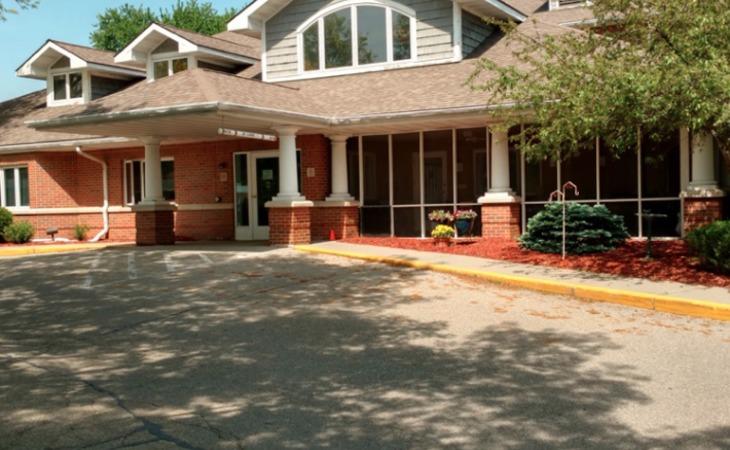 photo of Bishop Drumm Retirement Center