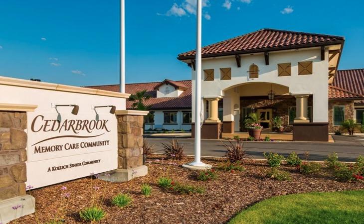 photo of Cedarbrook Memory Care