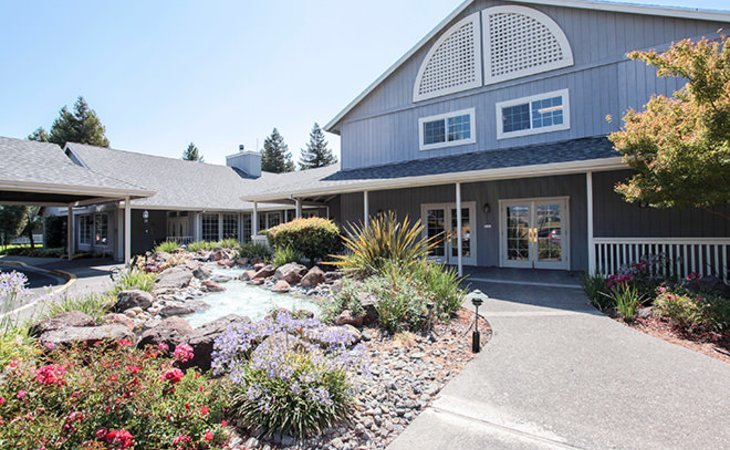 photo of Cogir of Rohnert Park Senior Living