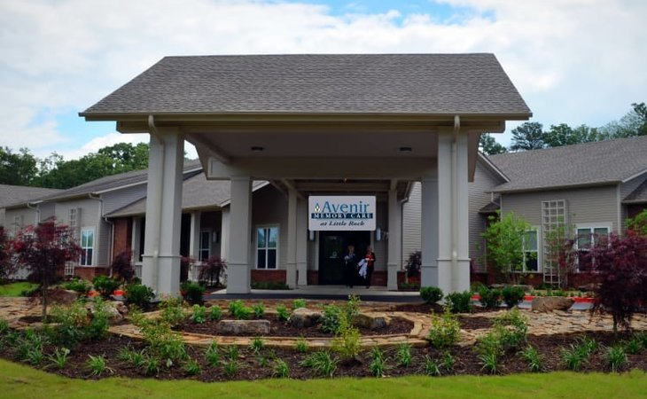 photo of Avenir Memory Care at Little Rock