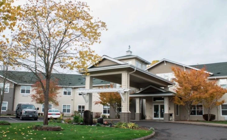 photo of Evergreen Senior Living