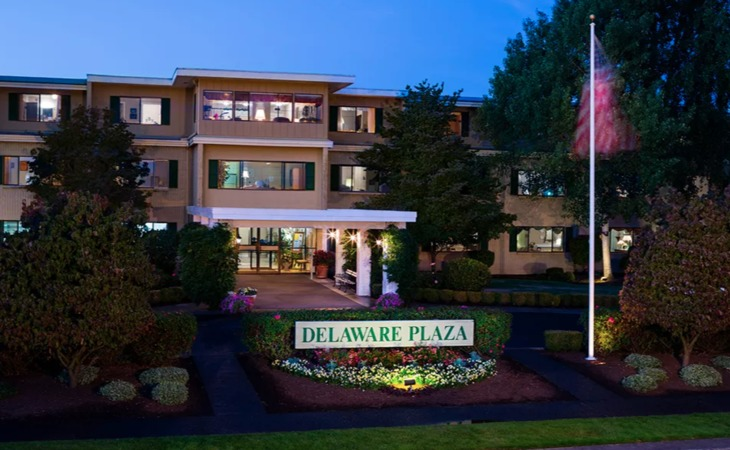 photo of Delaware Plaza