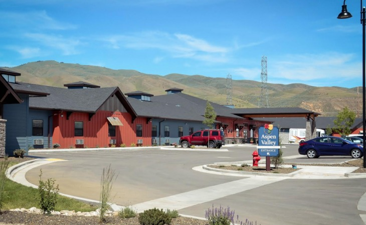 photo of Aspen Valley Senior Living Community