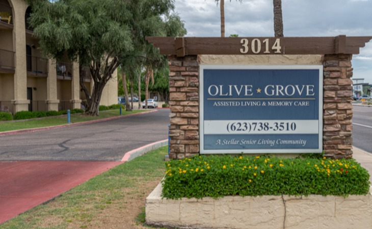photo of Olive Grove Assisted Living and Memory Care