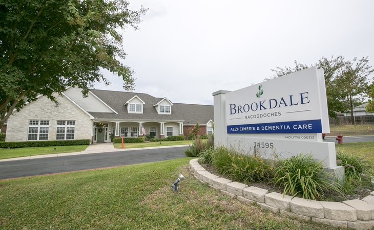 photo of Brookdale Nacogdoches