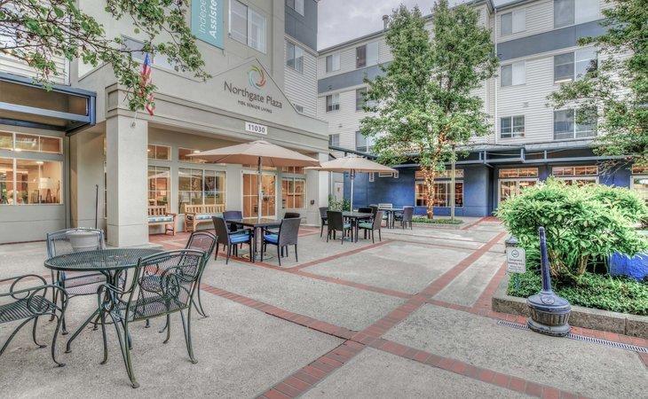 photo of Northgate Plaza