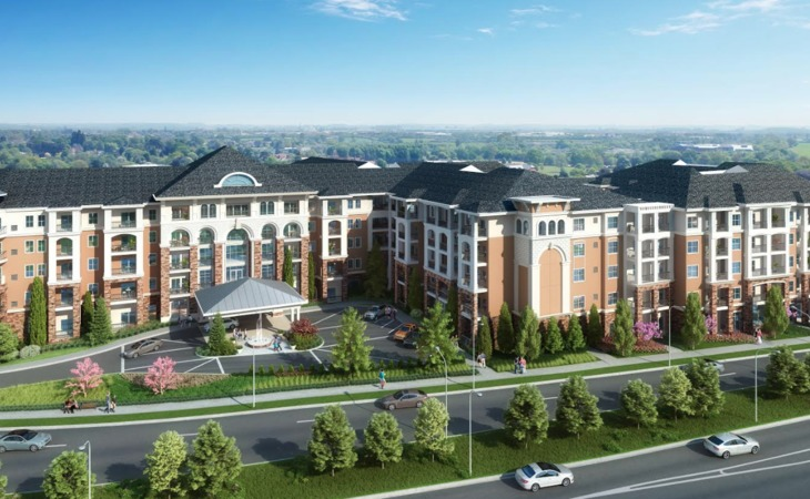 photo of The Cambridge at Brier Creek