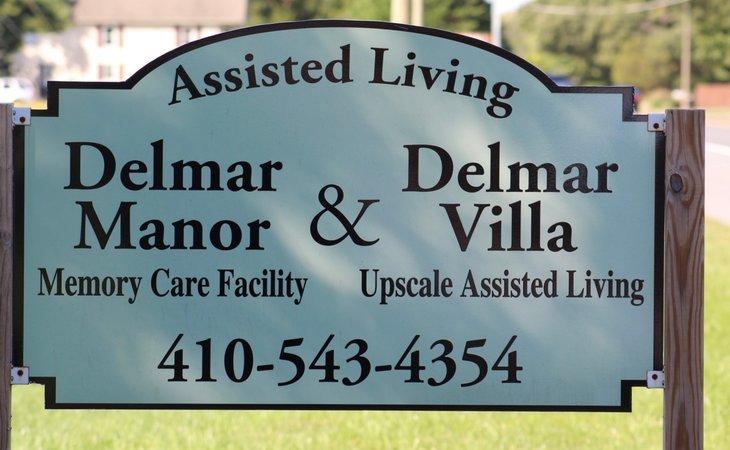 photo of Delmar Manor