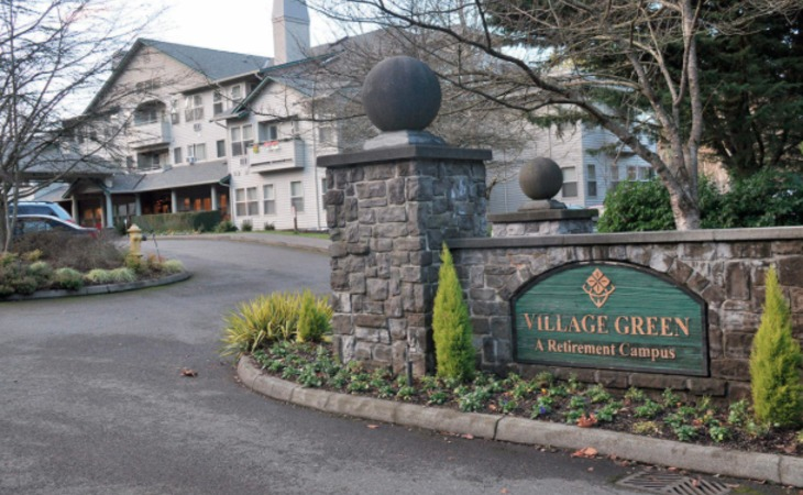 Village Green Retirement Campus 2995 Mo Starting Cost